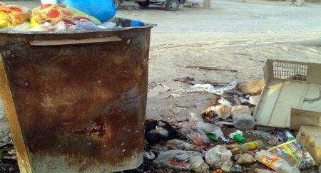 Жители жилого массива Рауан пожаловались на мусор
