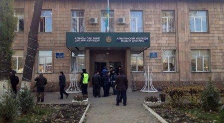 Обвиняемого по делу о взрыве в колледже Алматы простили родные погибшей