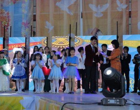 В Актау выбрали победителей конкурса «Музыкальный вояж»