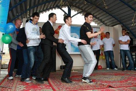 Конкурс «А ну-ка, парни!» прошел в Актау