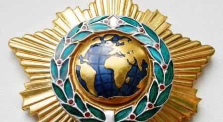 Путин наградил Сапарбаева и Мухамеджанова орденом Дружбы