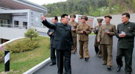 КНДР испытала разработанную по инициативе Ким Чен Ына ракету