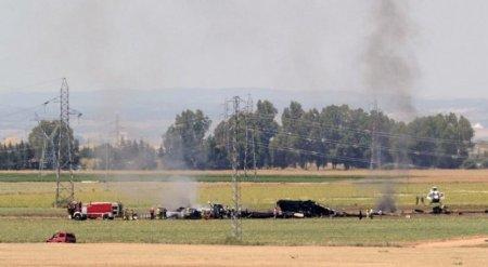 Два человека выжили в авиакатастрофе Airbus A400M в Испании