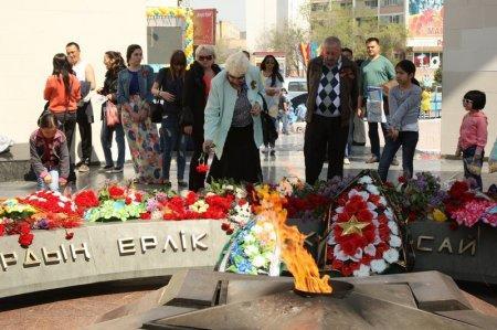 70-летие Победы в Актау. Как это было