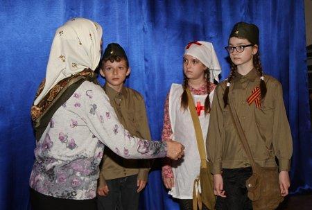 В актауском Благовещенском храме прошел концерт в честь Дня Победы