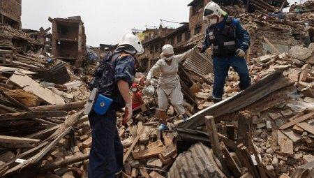 В Непале вновь произошло сильное землетрясение