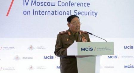 Министра обороны КНДР расстреляли из зенитного орудия