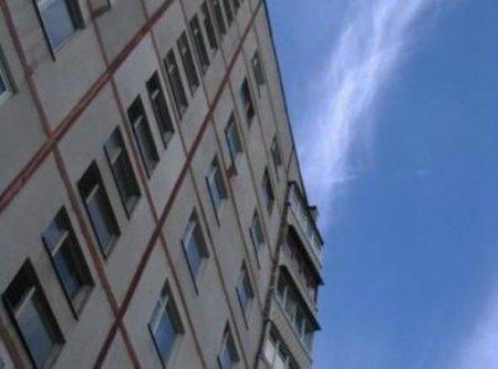 В Астане двое девочек-подростков прыгнули с балкона многоэтажки