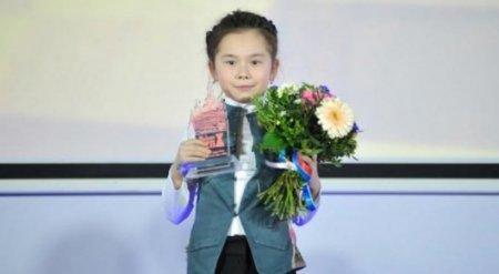 Девятилетняя казахстанка выиграла чемпионат мира по шахматам в Таиланде