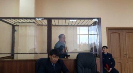 Завершено досудебное расследование в отношении Кайрата Жамалиева