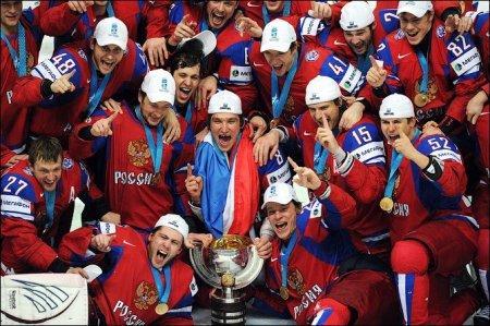 Сборная России всухую обыграла США в полуфинале чемпионата мира по хоккею