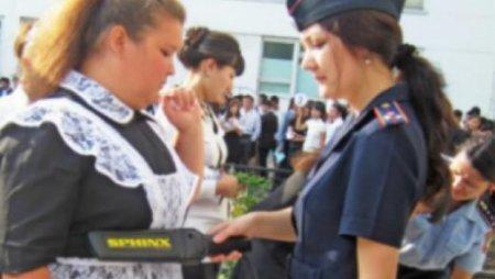 Казахстанский юрист Ж.Сулейманов: Обыскивать при ЕНТ незаконно