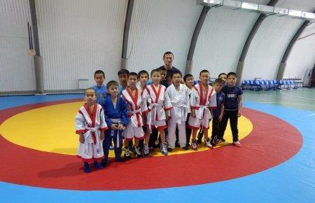 Темирлан Абишев: Более 500 детей вовлечены в спортивные секции в Мунайлинском районе