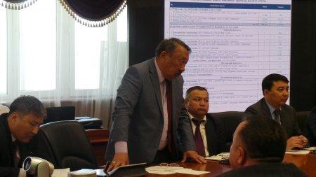 Суиндик Алдашев: Инвестиционные программы позволят построить и модернизировать газопроводы и линии электропередачи в Мангистау