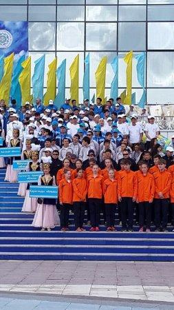 Актауские каратисты готовятся к выступлению на летней спартакиаде в Караганде