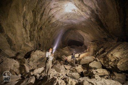 Экспедиция +362. Пещера Булыойық