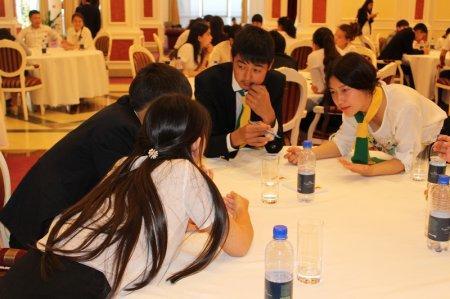 В Актау прошел первый этап студенческой интеллектуальной игры