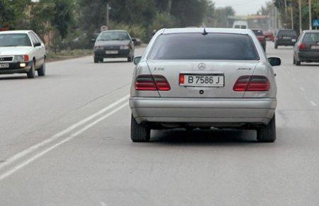 Кыргызские авто разрешат ввозить уже в июне?