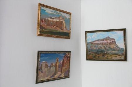 Республиканский пленэр художников прошел в Актау