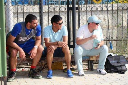 Турнир по стритболу прошел в Актау