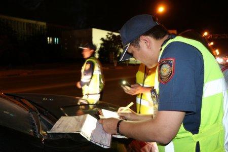 Алматинский общественник совместно с актауской полицией устроили «охоту» на нетрезвых водителей