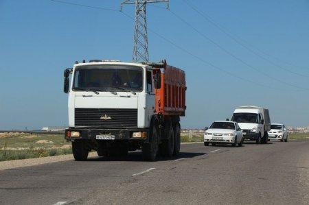 Мурат Зейнабилов: Строительство дороги Актау-Жетыбай-Шетпе завершится в 2017 году