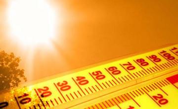 В ЗКО, Атырауской и Мангистауской областях из-за жары объявлено штормовое предупреждение