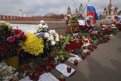 СМИ сообщили об обнаружении орудия убийства Немцова