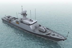 Казахстан и Россия обсуждают поставку малых артиллерийских кораблей «Торнадо»