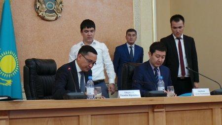В Актау подписано 13 меморандумов на 1,4 миллиарда тенге по закупке товаров у местных производителей