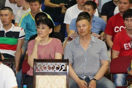 В Актау прошел турнир по профессиональному панкратиону на Кубок акима города