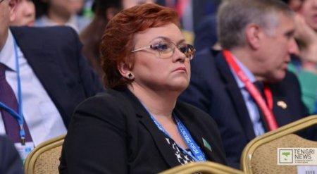 Отставки Исекешева потребовала депутат Романовская из-за сорванного отдыха туристов