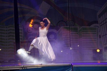 Жители Актау отметили День государственных символов Республики Казахстан