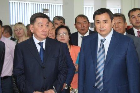 В Актау открылся первый в Казахстане Центр обслуживания предпринимателей