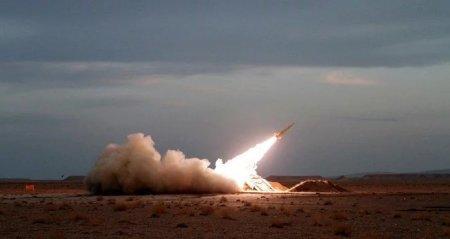 Россия испытала ракету системы ПРО на казахстанском полигоне