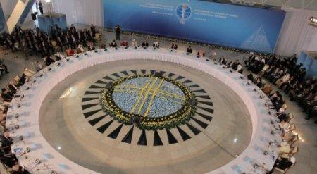 Назарбаев предложил религиозным лидерам призвать своих последователей к миру и прощению