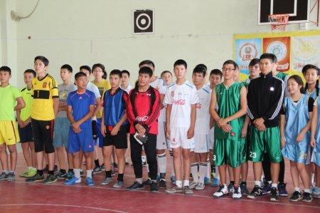 В Актау прошла областная спартакиада среди школьников