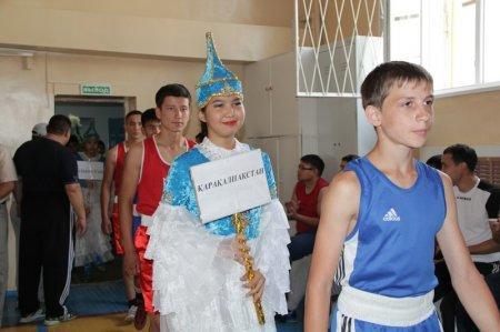 В Мангистау стартовал международный турнир по боксу памяти Бокенбая Сактаганова