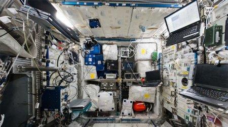 В Интернете открылись виртуальные экскурсии по МКС