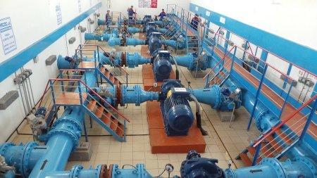 Новый центральный узел водоснабжения введен в эксплуатацию в Актау