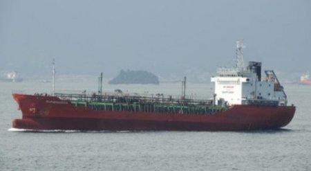 Танкер с топливом и экипажем исчез в Малайзии