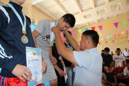 Мангистауские боксеры выиграли шесть золотых медалей на международном турнире памяти Бокенбая Сактаганова