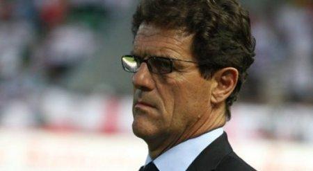 СМИ сообщили об отставке Фабио Капелло с поста тренера сборной России