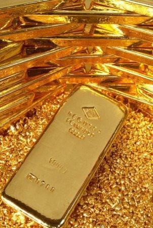 В Казахстане начнут продавать золото в слитках