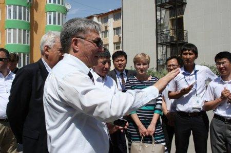 Марат Молдагулов: В Актау снесли шесть аварийных домов