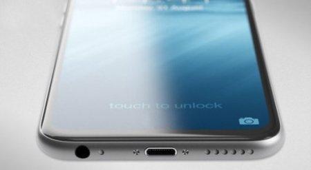 Apple лишит iPhone физической кнопки Home