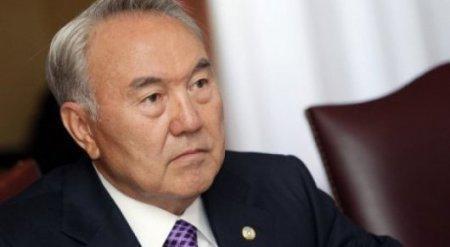 Назарбаев провел встречу с главным исполнительным директором ENI