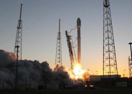 В США взорвался отправившийся на МКС грузовой космический корабль