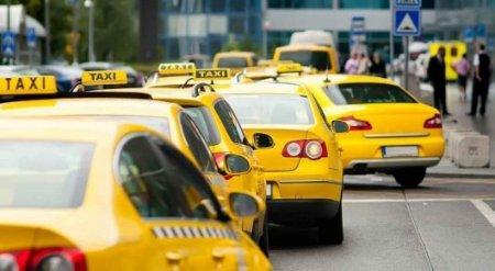 Перекрасить все такси в желтый цвет предложили в Казахстане