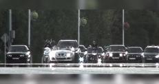 Кызылординские студенты приехали на выпускной на кортеже из BMW